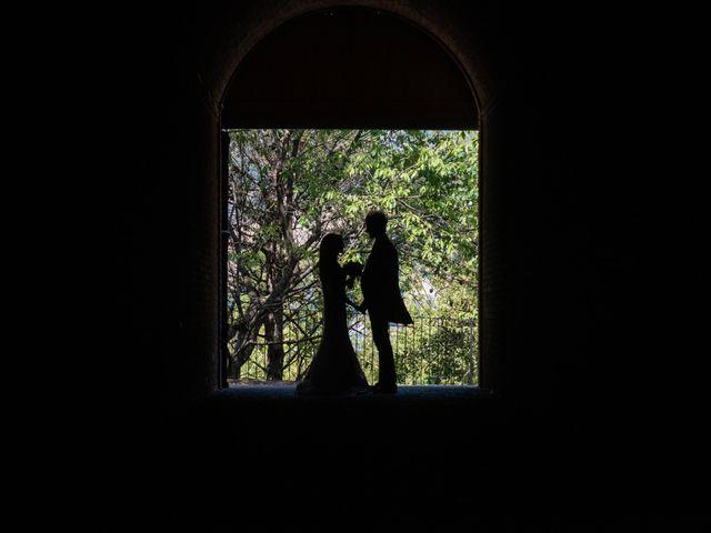 Il matrimonio di Jlenia e Lorenzo a Ancona, Ancona 82