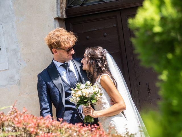 Il matrimonio di Jlenia e Lorenzo a Ancona, Ancona 84