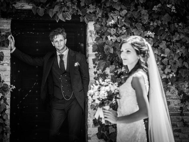 Il matrimonio di Jlenia e Lorenzo a Ancona, Ancona 85