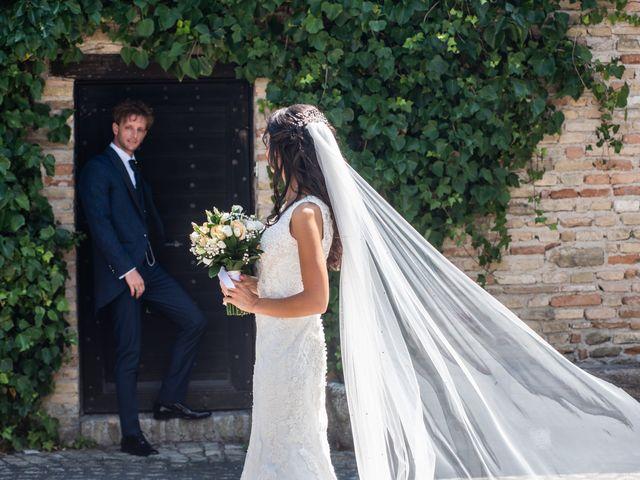 Il matrimonio di Jlenia e Lorenzo a Ancona, Ancona 86