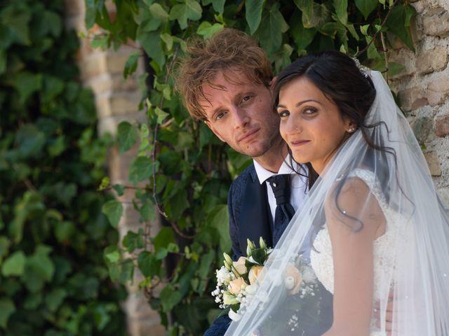 Il matrimonio di Jlenia e Lorenzo a Ancona, Ancona 89