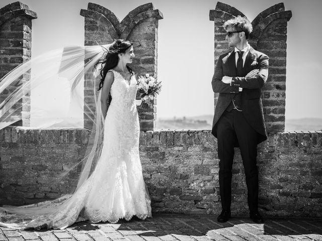 Il matrimonio di Jlenia e Lorenzo a Ancona, Ancona 90