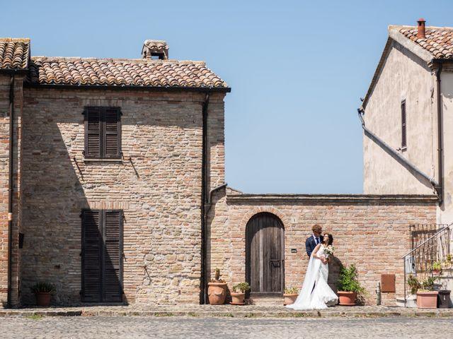 Il matrimonio di Jlenia e Lorenzo a Ancona, Ancona 93