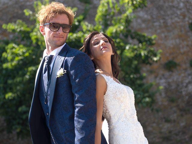 Il matrimonio di Jlenia e Lorenzo a Ancona, Ancona 94
