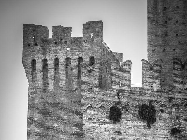 Il matrimonio di Jlenia e Lorenzo a Ancona, Ancona 95