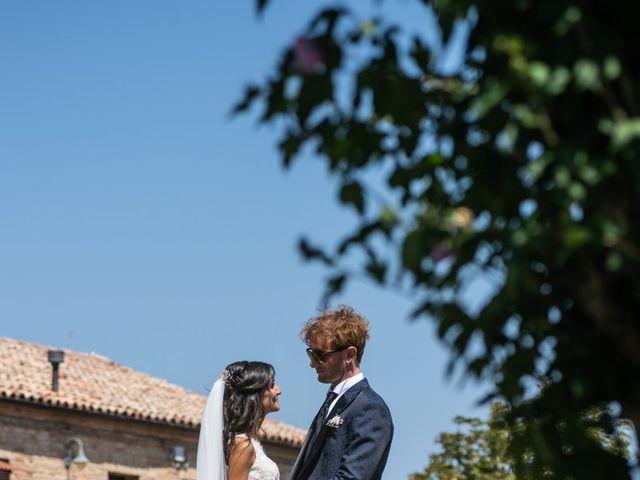 Il matrimonio di Jlenia e Lorenzo a Ancona, Ancona 96