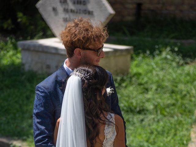 Il matrimonio di Jlenia e Lorenzo a Ancona, Ancona 98