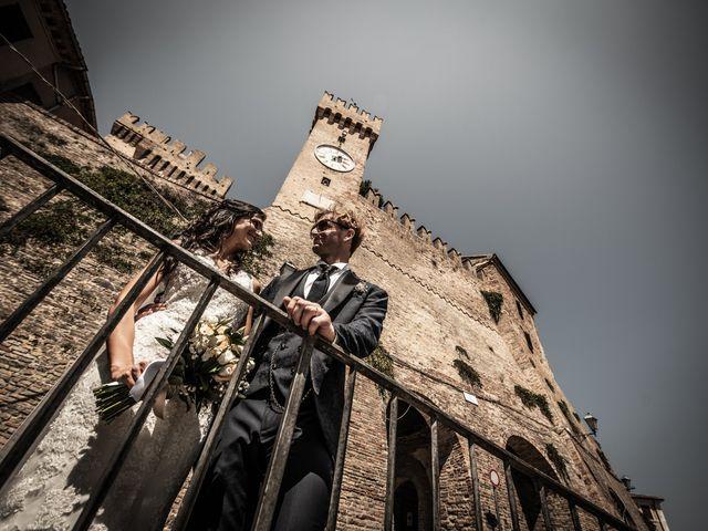 Il matrimonio di Jlenia e Lorenzo a Ancona, Ancona 100