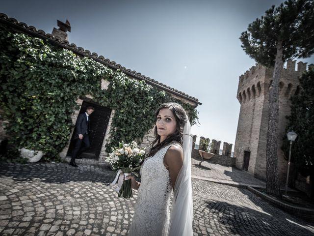 Il matrimonio di Jlenia e Lorenzo a Ancona, Ancona 103