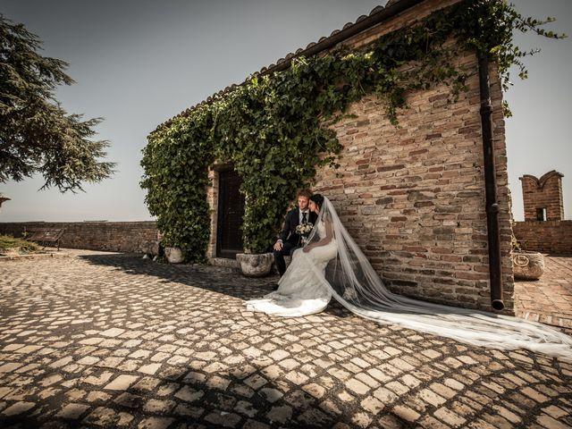 Il matrimonio di Jlenia e Lorenzo a Ancona, Ancona 104