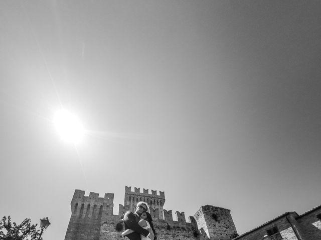 Il matrimonio di Jlenia e Lorenzo a Ancona, Ancona 107