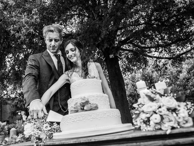 Il matrimonio di Jlenia e Lorenzo a Ancona, Ancona 110