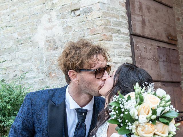 Il matrimonio di Jlenia e Lorenzo a Ancona, Ancona 112