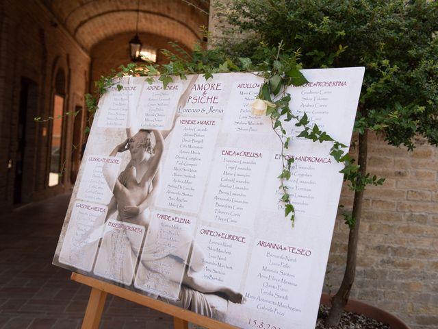 Il matrimonio di Jlenia e Lorenzo a Ancona, Ancona 114