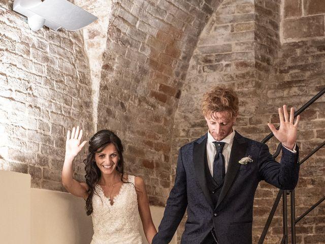 Il matrimonio di Jlenia e Lorenzo a Ancona, Ancona 115