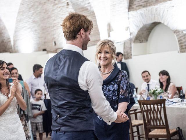 Il matrimonio di Jlenia e Lorenzo a Ancona, Ancona 117