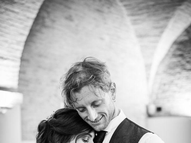Il matrimonio di Jlenia e Lorenzo a Ancona, Ancona 120