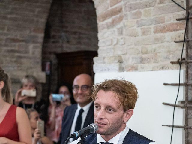 Il matrimonio di Jlenia e Lorenzo a Ancona, Ancona 122