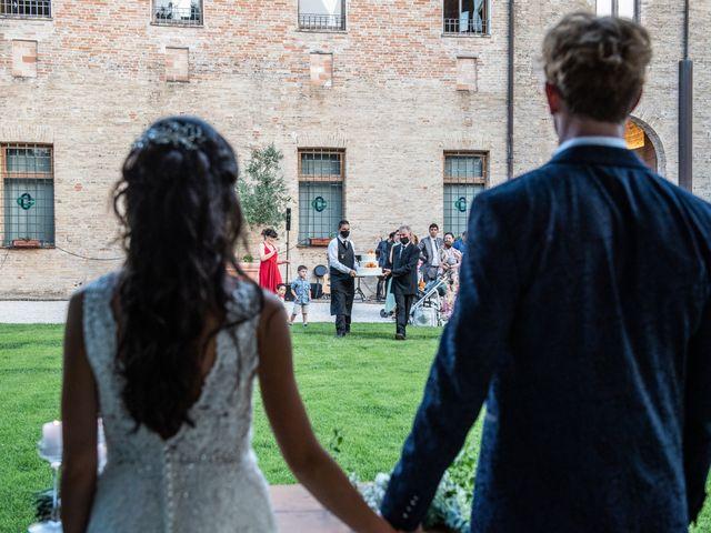 Il matrimonio di Jlenia e Lorenzo a Ancona, Ancona 125