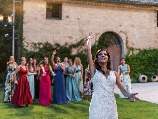 Il matrimonio di Jlenia e Lorenzo a Ancona, Ancona 130