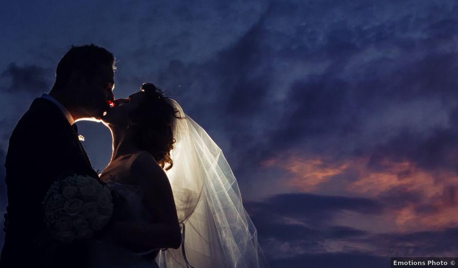 Il matrimonio di Corinne e Farshad a Santa Cesarea Terme, Lecce