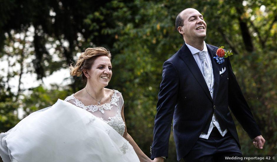 Il matrimonio di Luca e Mara a Cerro Maggiore, Milano