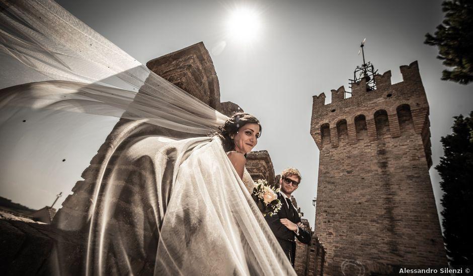 Il matrimonio di Jlenia e Lorenzo a Ancona, Ancona