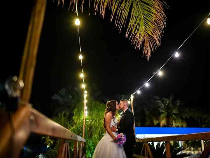 Le nozze di Arianna e Daniele