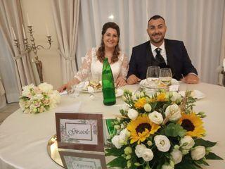 Le nozze di Federica e Enzo