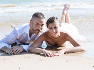 Le nozze di Corinne e Saverio