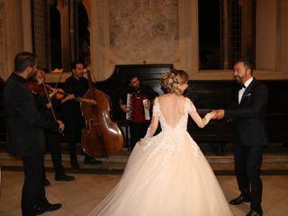 Le nozze di Silvana  e Carlo