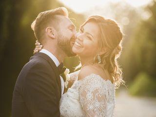 Le nozze di Anne e Alessandro