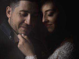 Le nozze di Rosaria e Fabio