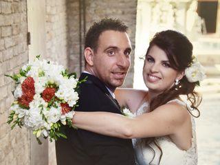 Le nozze di Jenny e Tomas