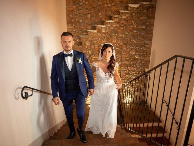 le nozze di Fabiana e Enrico