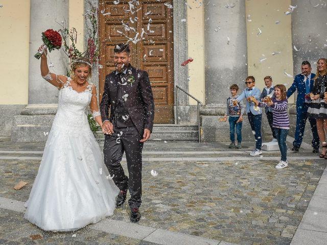 Il matrimonio di Luca e Chiara a Montorfano, Como 1