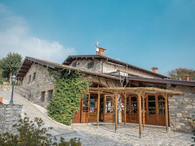 Il matrimonio di Luca e Chiara a Montorfano, Como 12