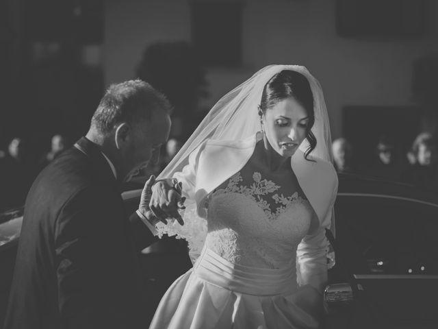 Il matrimonio di Simone e Elisa a Trescore Balneario, Bergamo 19