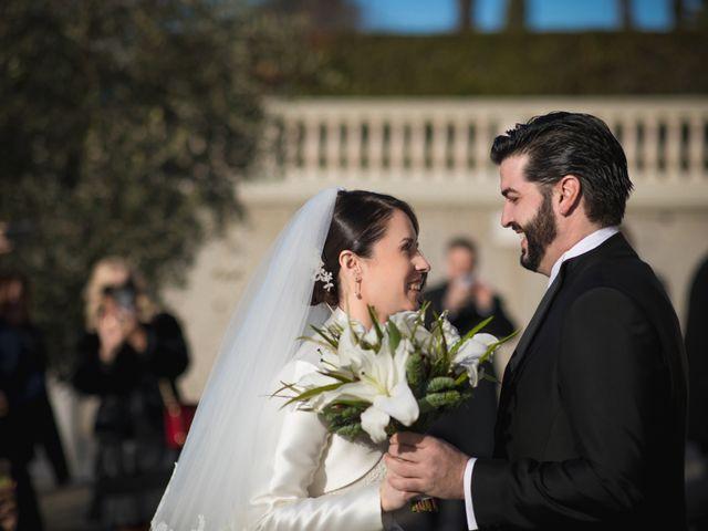 Il matrimonio di Simone e Elisa a Trescore Balneario, Bergamo 20