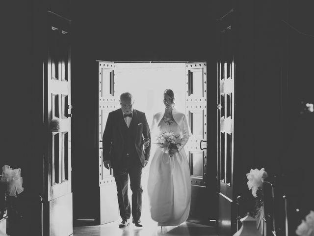 Il matrimonio di Simone e Elisa a Trescore Balneario, Bergamo 23