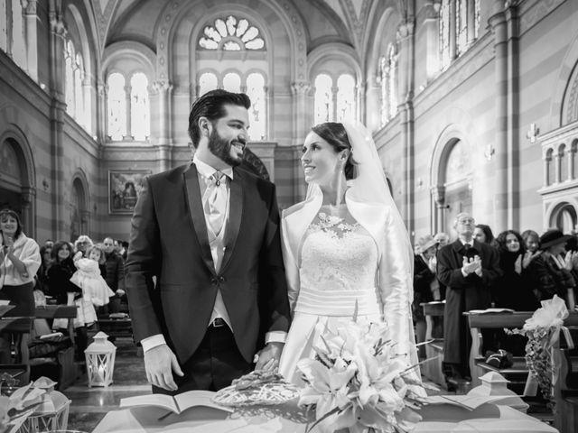 Il matrimonio di Simone e Elisa a Trescore Balneario, Bergamo 26