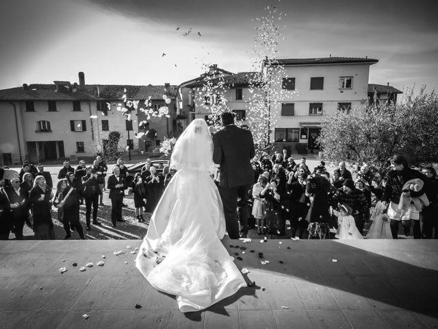 Il matrimonio di Simone e Elisa a Trescore Balneario, Bergamo 30