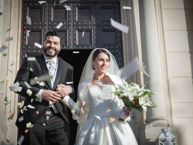Il matrimonio di Simone e Elisa a Trescore Balneario, Bergamo 31