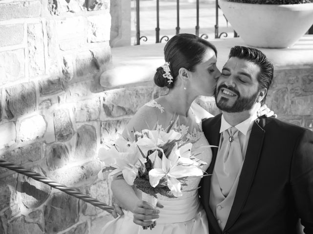 Il matrimonio di Simone e Elisa a Trescore Balneario, Bergamo 33