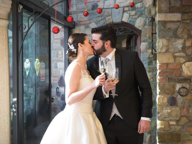 Il matrimonio di Simone e Elisa a Trescore Balneario, Bergamo 34