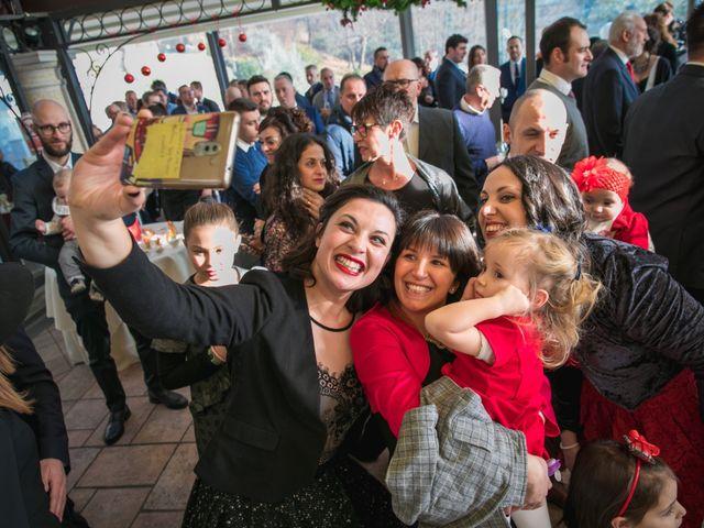 Il matrimonio di Simone e Elisa a Trescore Balneario, Bergamo 35