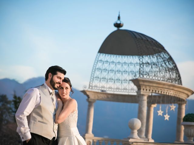 Il matrimonio di Simone e Elisa a Trescore Balneario, Bergamo 39