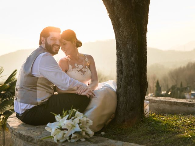Il matrimonio di Simone e Elisa a Trescore Balneario, Bergamo 41