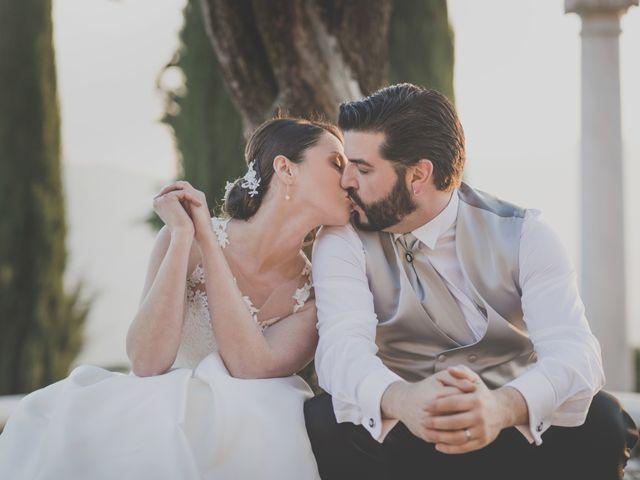 Il matrimonio di Simone e Elisa a Trescore Balneario, Bergamo 43