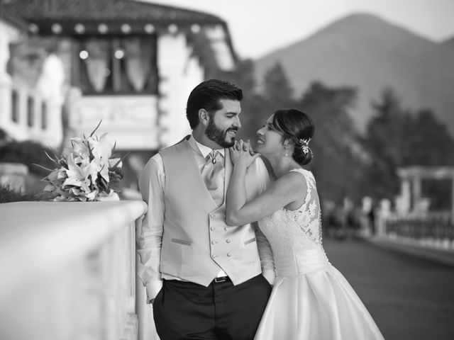 Il matrimonio di Simone e Elisa a Trescore Balneario, Bergamo 44